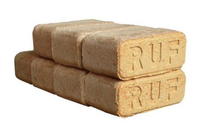 Брикеты топливные RUF (10 кг)