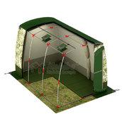 Пол ПВХ для палатки Мобиба МБ-332