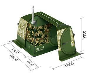 Тент накидной для Мобиба МБ-10 А Аквариум 1