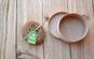 Натуральная мочалка из Ветивера в подарочной упаковке