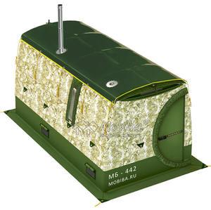 Искрозащитная накидка ИЗН-442 для МБ-442 М2