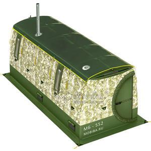 Искрозащитная накидка ИЗН-552 для МБ-552 М2